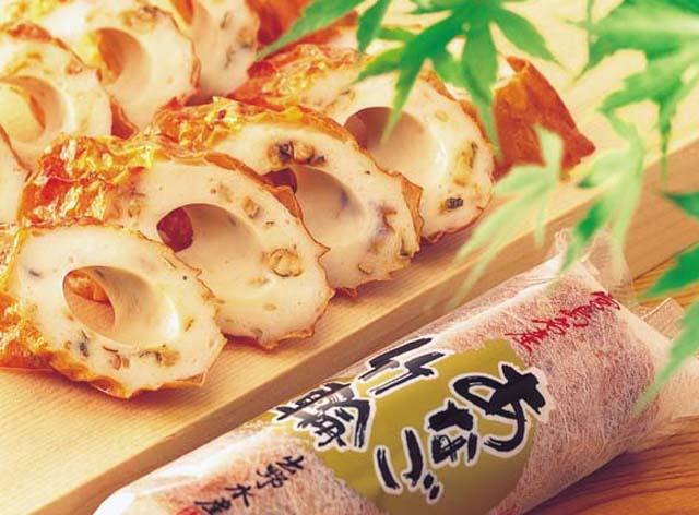 あなご竹輪のおいしい食べ方