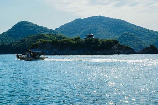 広島人おススメ!日本一癒される漁港として有名なスポット