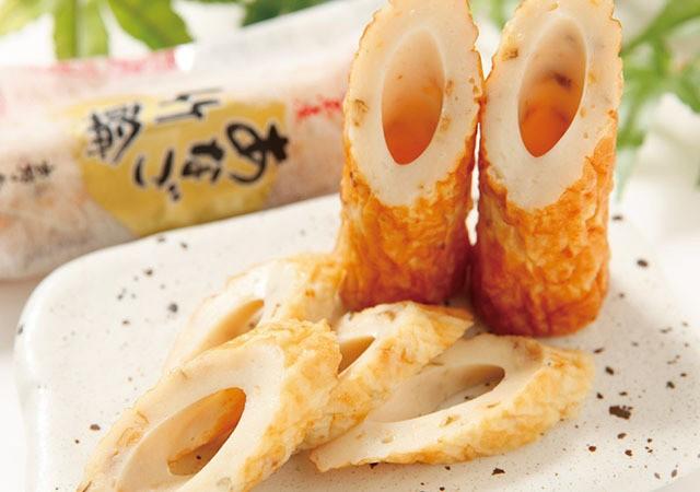 あなご竹輪の美味しい食べ方レシピ vol2
