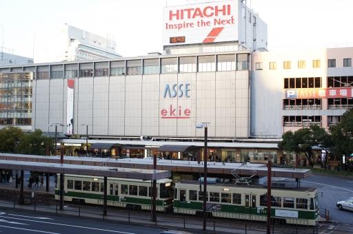 広島駅に新しい飲食店街【ekie Dining】が3/29にオープン予定