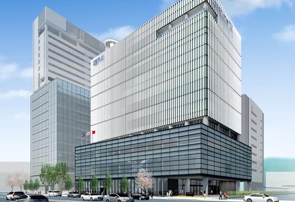 広島駅北口に2018年6月にオープン!コンベンションホール