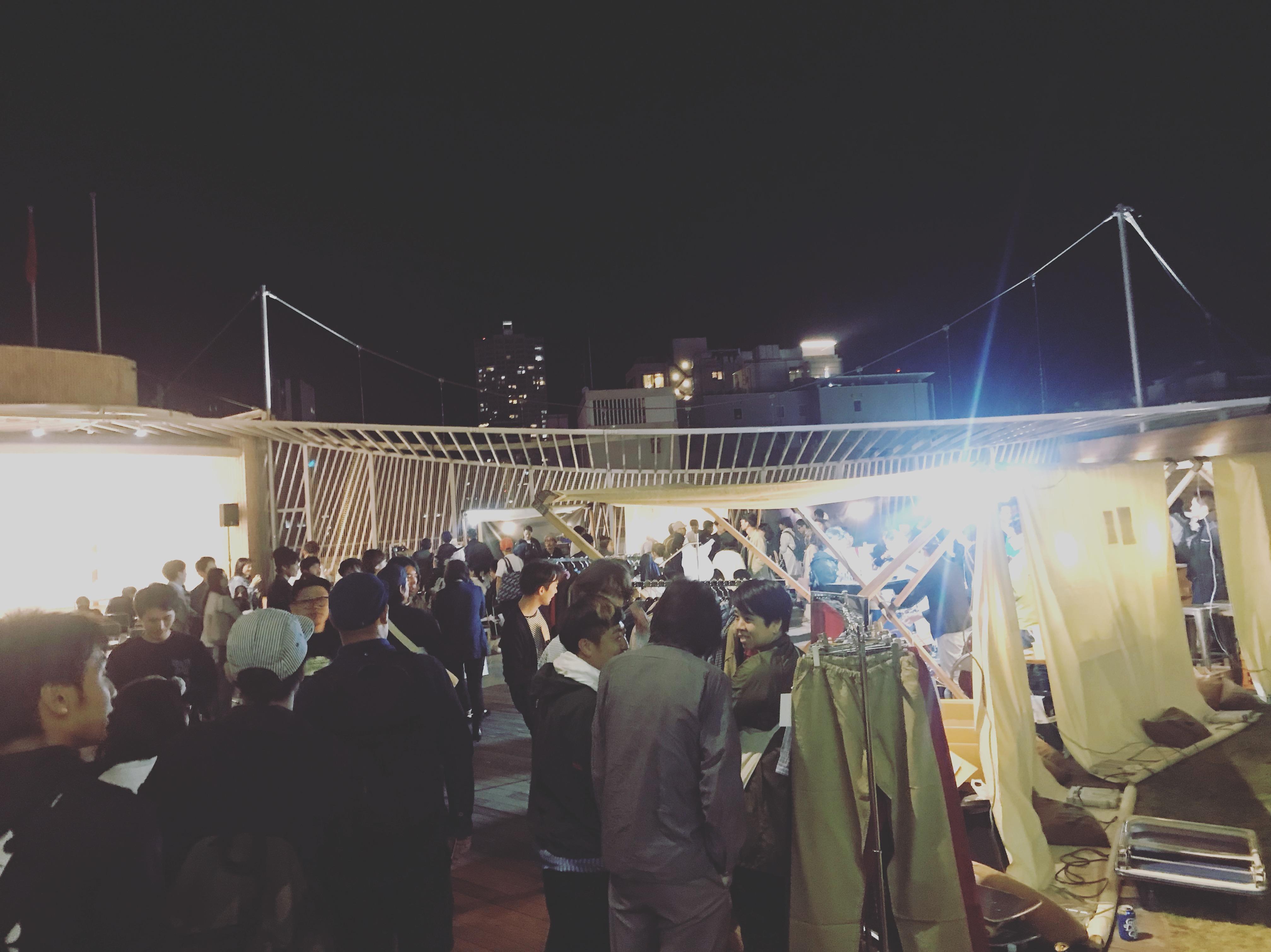 広島袋町公園発の【The Trunk Market】トランクマーケット