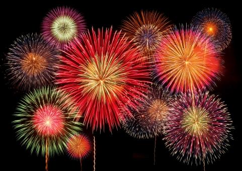 2018年の宮島花火大会は中止