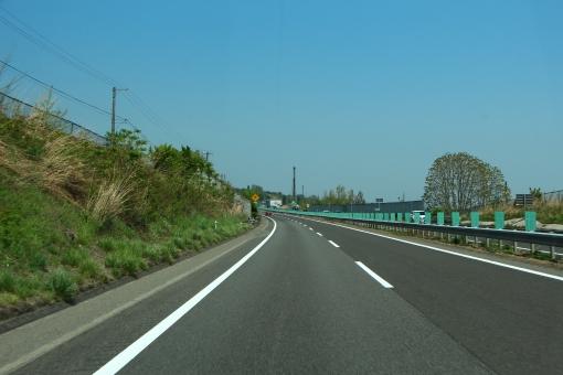 広島IC―河内IC間が 14日に開通する見通し
