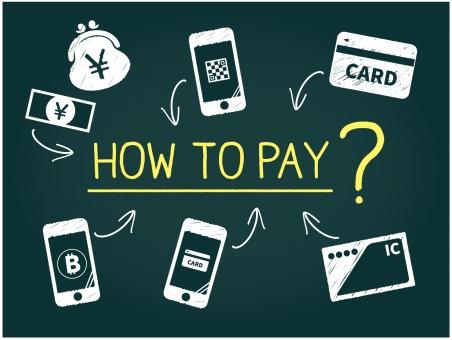どんな支払い方法が便利??