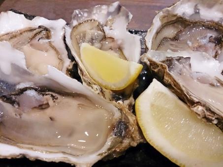 広島の生牡蠣