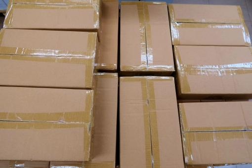 全国配送出荷も本日より再開
