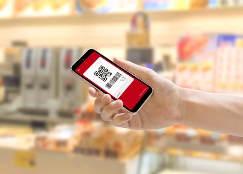 いずの ekie広島店でQRコード支払いが可能になります
