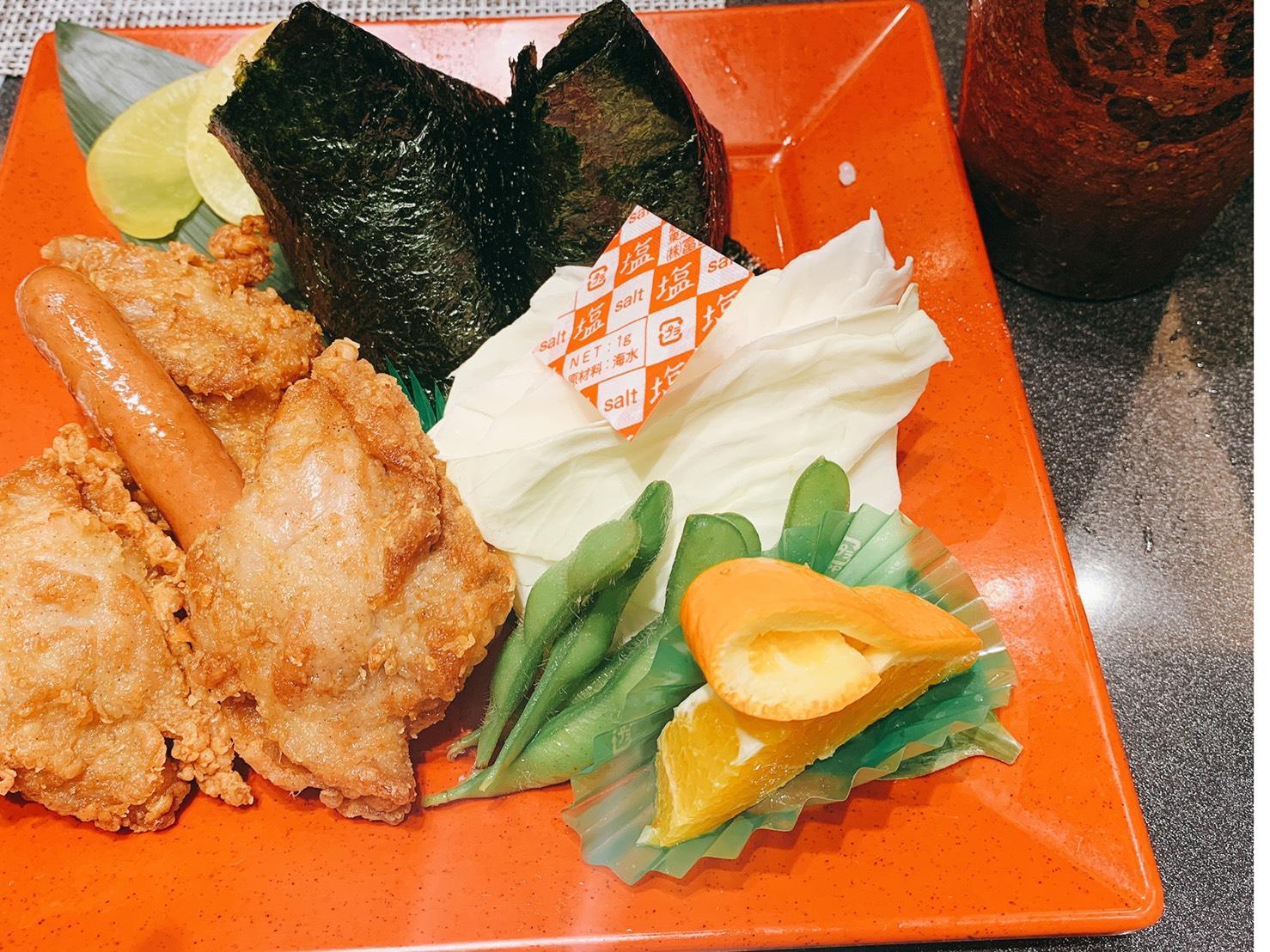 広島人の身土不二を広く解釈すると、むさしのむすびとうどん・お好み焼きである
