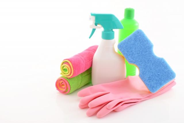 お掃除も洗濯も科学ですな