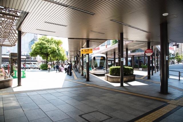 2025年に広島駅南口が大きく変わる計画